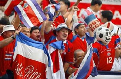 Costa Rica jugará la Copa América en lugar de Japón