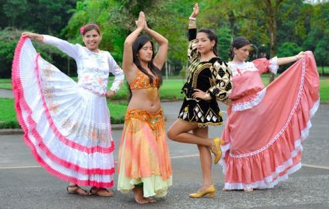 Disfruta de la Feria Americana Tropical en la EARTH