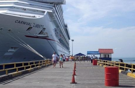 Turismo de cruceros en Costa Rica