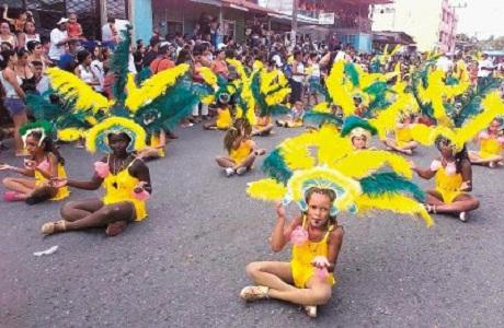 Vuelve el carnaval al cantón de Desamparados