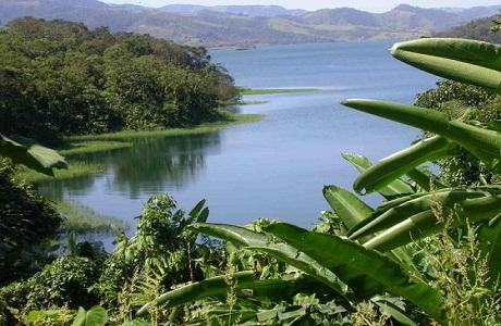 De visita por el Lago Arenal