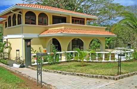 Hotel y Restaurante Villa del Sueño, en Guanacaste