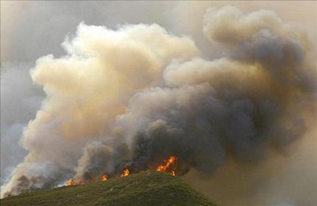 Incendio en Parque Nacional de Costa Rica arrasó 120 hectáreas