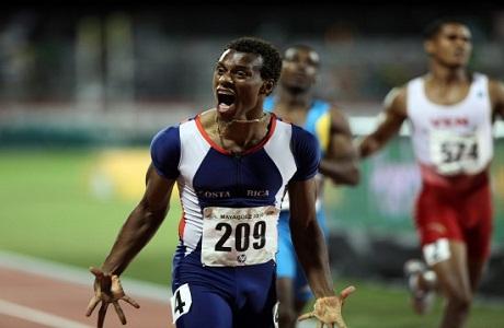 Costa Rica en los Juegos Olímpicos con 11 atletas