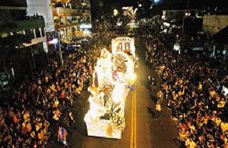 Costa Rica y su tradicional Festival de la Luz