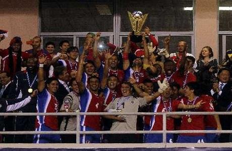 Costa Rica se corona campeón de Centroamérica