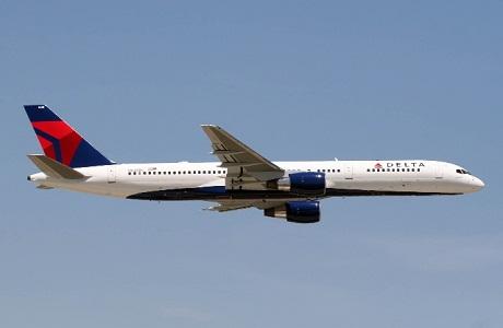 Delta Airlines anuncia vuelos directos entre Los Ángeles y Costa Rica