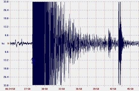 Un sismo sacude el Pacífico de Costa Rica sin ocasionar daños